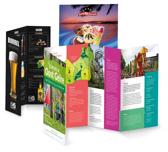 folders en brochures