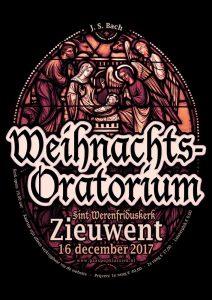 poster weihnachsoratorium