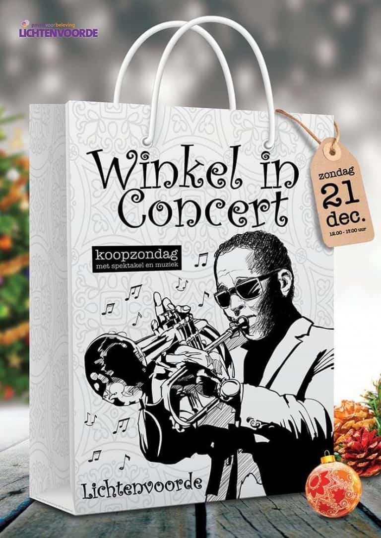 poster winkel in concert