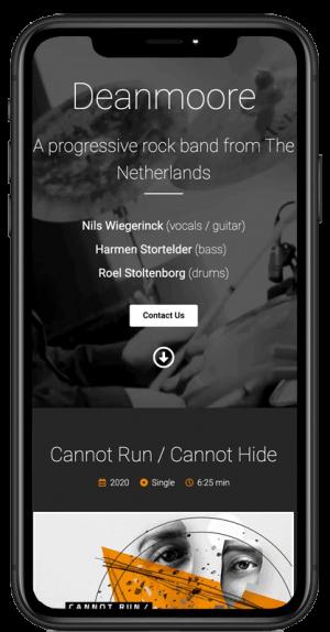 deanmoore webdesign